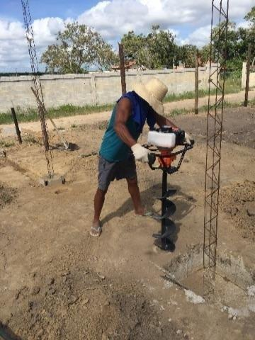 Locação de perfuratriz de solo